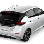 Nuova Nissan Leaf a lunga autonomia e percorrenza
